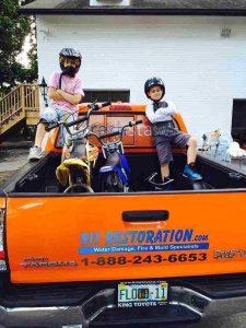 911 Restoration Florida Family