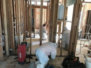 Water Damage Restoration Services In A Residential Property